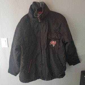 {Logo Athletic} Vintage Tampa Bay Buccaneers Coat